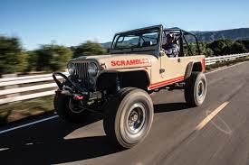 vintage jeep renegade legacy scrambler jeep is a rare vintage 95 octane