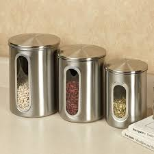 metal kitchen canister sets designer kitchen canister sets