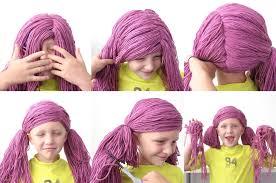 yarn wigs u2013 made everyday