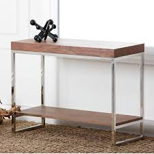 Walnut Sofa Table by Ideal Walnut Sofa Table For Mansion Decoration Ideas Along With