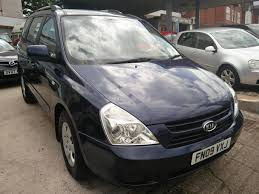 used kia sedona cars for sale motors co uk
