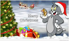 tom jerry christmas wallpaper photos pictures download