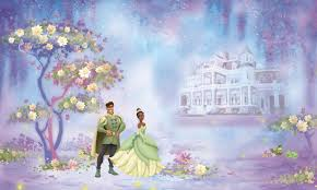 the princess and the frog xl wall mural 6 x 10 5 wall2wall the princess and the frog xl wall mural 6 x 10 5