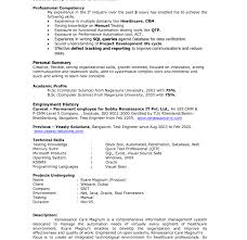 Software Testing 3 Years Experience Resume Download Performance Test Engineer Sample Resume