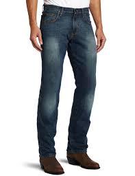 amazon com wrangler men u0027s retro slim fit bootcut jean clothing