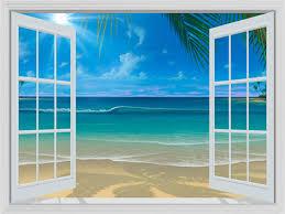 house beautiful window treatments murals that look like windows size 1024x768 murals that look like windows beach wall