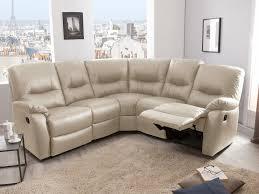 canapé relax cuir 2 places canap relax 2 places canap relax lectrique pomelo microfibre beige