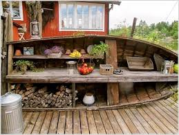 10 ingenious ideas to repurpose old boats home decor and design