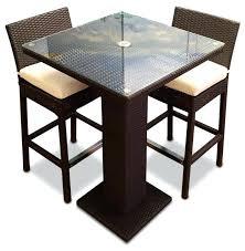 modern pub table set modern bar table and chairs luisreguero com
