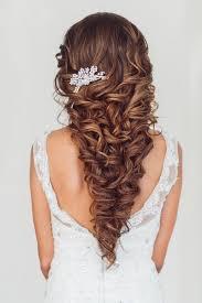 coiffure mariage cheveux 20 idées coiffures mariage pour cheveux longs algérie360