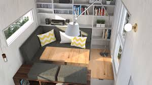 atelier praxis tiny house dining room jaden u0027s tiny home