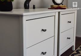 how to apply valspar cabinet paint dresser and nightstands with valspar furniture paint again