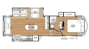 Catalina Rv Floor Plans 2018 Forest River Sandpiper Ht 3250ik Floor Plan Sandpiper Rv