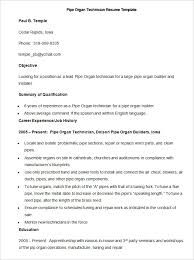 It Technician Resume Sample by Manufacturing Resume Template U2013 26 Free Samples Examples Format