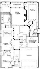 one story open house plans one story cottage house plans home design