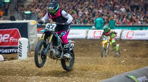 ama motocross news malcolm stewart in anaheim 2 ama supercross 2017 breaking