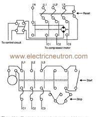 direct on line starter electrical engineering centre
