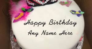 Birthday Cake With Name And Photo Eid Images Wishes Quotes