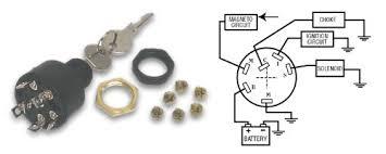 ignition switch troubleshooting u0026 wiring diagrams u2013 pontoon forum