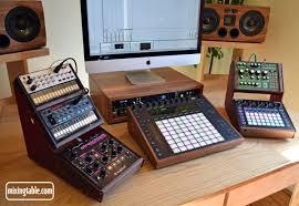 Home Recording Studio Desk by Image Result For Volca Stands Volca Stands Pinterest Drum