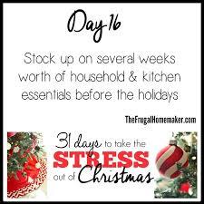Basic Kitchen Essentials Stock Up On Household U0026 Kitchen Essentials Day 16 Of 31 Days To