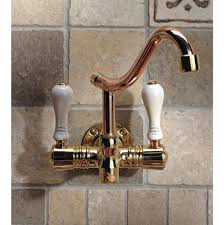 Wall Mount Kitchen Faucet Single Handle by Herbeau Kitchen Faucets Single Hole Jack London Kitchen And Bath