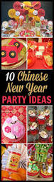 chinese new year party ideas goats favors and decoration