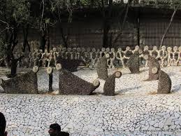 Rock Garden Of Chandigarh Nek Chand S Rock Garden In Chandigarh Journey