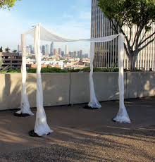How To Make A Chuppah Diy Chuppah How To Build Your Own In Four Easy Steps U2014 Jewish Journal