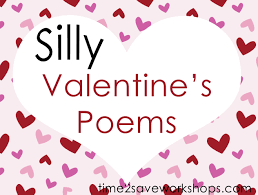 silly poems valentine u0027s fun with words poems for children