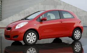 2009 toyota yaris information and photos zombiedrive