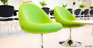 Green Armchairs Colourful Reception Chairs Modern Reception Armchairs