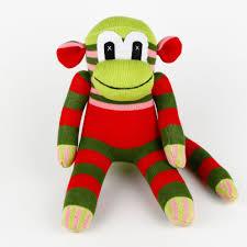 kids birthday gift 100 handmade diy stuffed sock animals doll