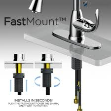 pegasusglacier bay lyndhurst bridge kitchen faucet parts best