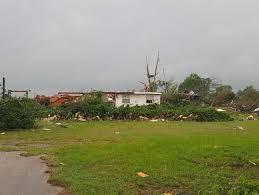 Texarkana Weather Radar Map Confirmed Tornadoes Rip Through East Texas Multiple Deaths