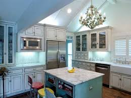 20 Sleek Kitchen Designs With Shabby Chic Eat In Kitchen Idea With Classy Look Shabby Chic