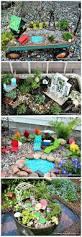 Fairy Gardens Ideas by 60 Best Diy Fairy Garden Ideas Fairy Garden Houses Page 2 Of 6