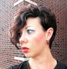 pixie cut styles for thick hair 30 standout curly and wavy pixie cuts
