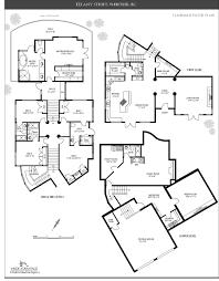 Real Estate Marketing Floor Plans by Inside Advantage Whistler Floor Plans
