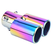 2004 lexus ls430 y pipe dsycar universal car modification full color stainless steel 1 to