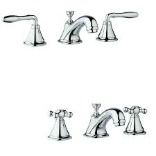 grohe bathtub faucets grohe seabury wideset bathroom faucet allied phs