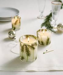 thymes frasier fir thymes frasier fir candle votive pine needle design paddiwhack