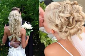 wedding hair wedding hair in penzance cornwall by so buff