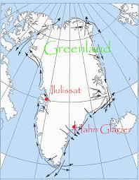 Greenland Map Greenland Villa