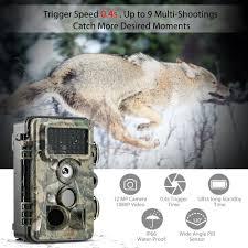 amazon com wildlife camera abask trail surveillance waterproof