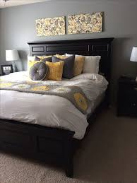 yellow bedroom ideas yellow and gray bedroom decor fpudining