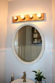 on bliss street quick and easy bathroom vanity light upgrade