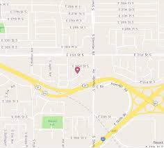 Map Of Tulsa Garden Of Hope St Michael Catholic Radio