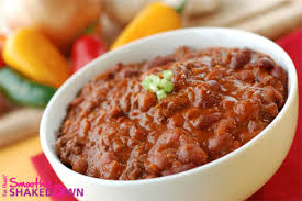 old fashioned crockpot chili