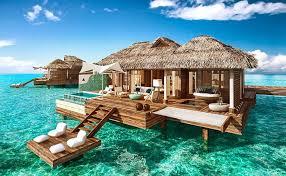 la jamaïque sur pilotis un petit coin de paradis easyvoyage
